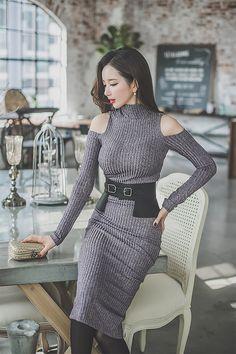 Michelle 💗💗 in Paris 😘 Korean Fashion Trends, Asian Fashion, Fashion Beauty, Korea Fashion, Prom Dress Shopping, Online Dress Shopping, Dress Outfits, Fashion Outfits, Womens Fashion