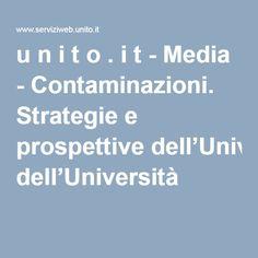 UniTo - Contaminazioni: comunicazione della scienza #agoràscienza