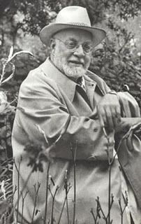 Henri Matisse (1869 - 1954) was 21 years old when Van Gogh died.  He's looking pretty spry in his old age.