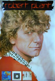 Robert Plant - Shaken 'n Stirred Robert Plant Young, Led Zeppelin Poster, Page And Plant, Superstar, Songs, Plants, Zodiac Cancer, Funny Stuff, Posters