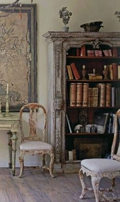 ♥⊱in a French chateau⊰♥