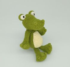 Crochet Patterns Amigurumi, Crochet Animals, Water Animals, Yoshi, Dinosaur Stuffed Animal, Octopus, Free, Toys, Sewing