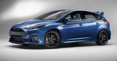 Third generation 2016 Ford Focus RS to produce 350 PS