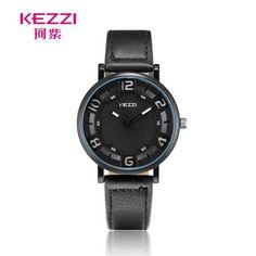 55cddf55f1ca KEZZI Women Watches Fashion Quartz Wristwatch Leather Strap Casual Ladies  Watch Top Brand Luxury Womens Clock relojes mujer 2018