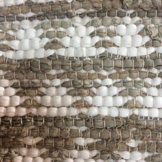 Handmade Chindi rug