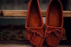 i need a pair of real comfy moccasins