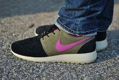 Nike Roshe Run Leather
