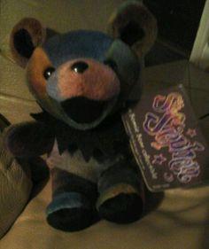 Grateful Dead  St.Stephen Plush Beanie Bear  (H2)