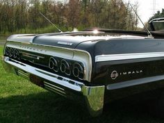 The World's Most Perfect 1964 Chevy Impala Picture Gallery 1964 Chevy Impala Ss, 64 Impala, Chevy Classic, Classic Cars, Jdm, Car Insurance Rates, Super Sport Cars, Chevrolet Chevelle, Car Lights