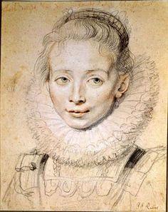 Tekeningen van Peter Paul Rubens in de Met.   Venus