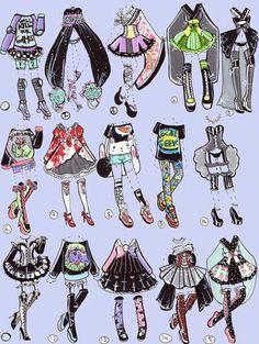 Learn To Draw Manga - Drawing On Demand Character Drawing, Character Design, Drawing Anime Clothes, Anime Dress, Fashion Design Drawings, Drawing Base, Manga Drawing, Character Outfits, Anime Outfits