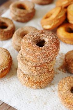 Old-Fashioned Doughnuts image