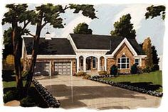 Country House Plan 92694 Elevation