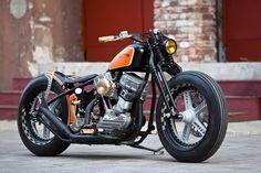 Harley Davidson - FlyingPan