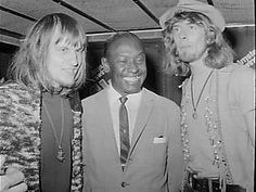 Harry Muskee, Eddie Boyd and John Mayall.