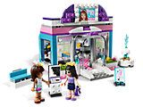 So my oldest got a set of Lego Friends for her birthday this past weekend, so cool.  They made the people to actually look cool, not like square robots.  If you have kids that love puzzles and putting things together these new lego sets are a sure win.