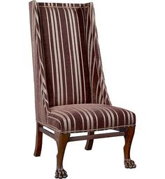 Venetto Chair from the Thomas O'Brien collection by Hickory Chair Furniture Co.