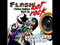 Daft Punk vs Wolfgang Gartner - Flashbot Rock (Thomas Radman Mashup)