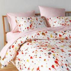 Poppy Bedding from Unison Home
