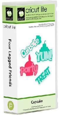 Cupcake Cricut Lite Cartridge