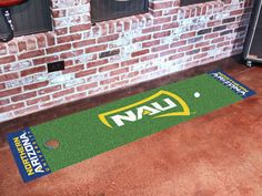 Northern Arizona University Putting Green Mat