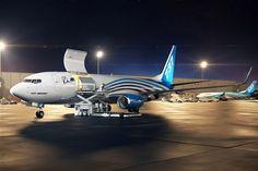 Boeing lança versão de carga do 737-800