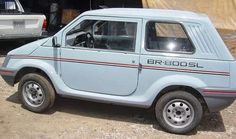 É da sua época?: [1988] Carro Gurgel BR 800 SL