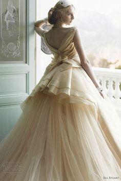 ジルスチュアートの純白ドレス♡