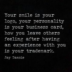 Smile   Personality   Quote