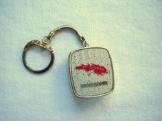 Sankyo Virgin Islands Vintage Key Chain Music Box by TheModPasse