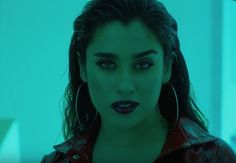 Lauren in Angel music video