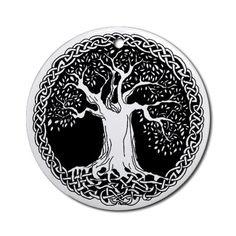 Celtic Tree of Life Ornament, cafepress