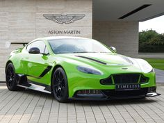 If you are looking for one, you are in luck as the Aston Martin dealer in Cheltenham has two in stock.