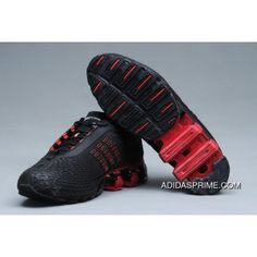 e7a947b75 Black   Red High Quality Adidas Porsche Design Sport Bounce S2 P5000 Shoes  New Style