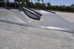 La Mesa Dallas Skatepark (California, USA) #skatepark #skate #skateboarding #skatinit #skateparkreview