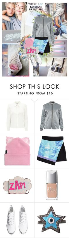 """""""Teen Dream"""" by lady-redrise ❤ liked on Polyvore featuring Eastex, Acne Studios, Silver Spoon Attire, FAUSTO PUGLISI, Rebecca Minkoff, Christian Dior, H&M, Swarovski, Plukka and Diane Kordas"""