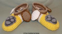 Please note that this pattern includes all 6 Paw Patrol Slipper designs. You need to know the Front and Back post double crochet for these slippers, they are quite easy to make and involve some sewing. Kids Slippers, Crochet Slippers, Knitting For Kids, Crochet For Kids, Back Post Double Crochet, Paw Patrol, Christmas Presents, Plushies, Kids Toys
