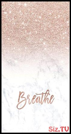 me Rose Gold Glitter Ombre weißer Marmor atmen Typografie Iphone # Wallpaper Hintergrund How To Choo Iphone Wallpaper Rose Gold, Simple Iphone Wallpaper, Inspirational Phone Wallpaper, Iphone Wallpaper Vsco, Simple Wallpapers, Colorful Wallpaper, Aesthetic Iphone Wallpaper, Wallpaper Backgrounds, Iphone Wallpapers