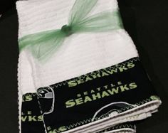 NFL Seattle Seahawk Hand Towels