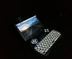 """Mini """"laptop"""" Made With Lichee Pi Zero"""