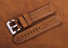 photo of leather watch bands - Google Search