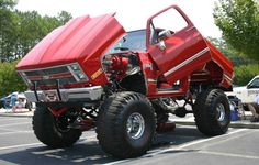lifted Chevrolet Chevy Trucks