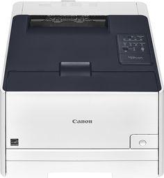 Canon - imageCLASS LBP7110CW Wireless Color Laser Printer - White