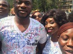PICS: Nollywood Actor, Odunlade Adekola's Final Exams Day In University Of Lagos » CHIKERO