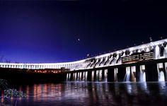 Férias em Foz do Iguaçu: A Iluminação da Barragem da Itaipu é um espetáculo!