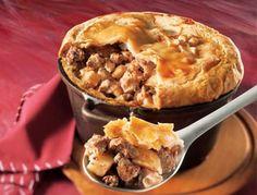 Supermarket in Quebec: Recipes, Online Grocery, Flyer Tourtiere Recipe Quebec, Pie Recipes, Cooking Recipes, Ricardo Recipe, Pork Ham, Canadian Food, Canadian Recipes, 20 Min, Original Recipe