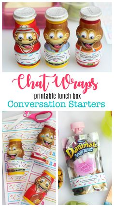 These printable lunch box conversation starters are SO MUCH FUN! A great ice-breaker activity at the lunch table the first week of school! Conversation Starters For Kids, Icebreaker Activities, Kindergarten Activities, Nutritional Yeast Recipes, Snacks List, Lunch Box Notes, Lunch Containers, Ice Breakers, School Snacks