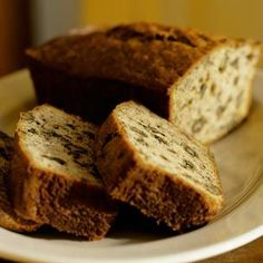 Banana Bread Recipe from Williams and Sonoma is the BEST EVER! I've tried a ton of recipes and this is by far the best! Whole Wheat Banana Bread, Banana Nut Bread, Banana Bread Recipes, Yummy Treats, Yummy Food, Banana And Egg, Baking Recipes, Vitamix Recipes, Baking Substitutions