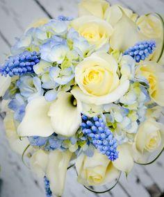 tiffany blue wedding bouquets | Tiffany Blue Bouquet