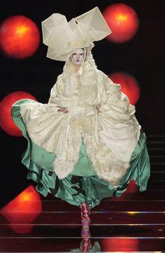John Galliano for Chrisitan Dior 2003 Haute Couture